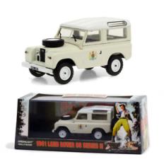 vieille jeep blanche