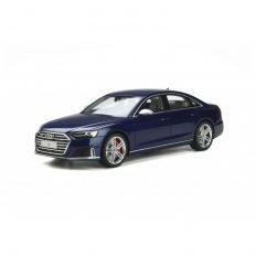 voiture limousine de luxe bleu