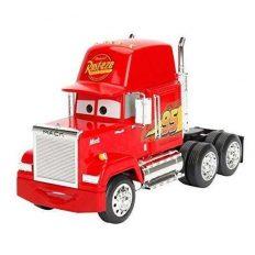 camion de dessin animé rouge
