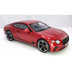 voiture de luxe coupe rouge