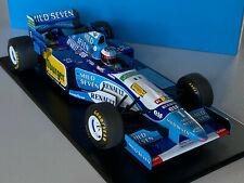 voiture de course formule 1 bleu et jaune