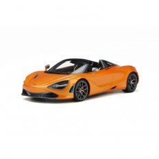 voiture de sport cabriolet orange