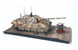 vieux tank allemands