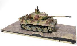 vieux tank allemand