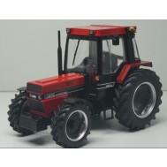 vieux tracteurs agricole rouge