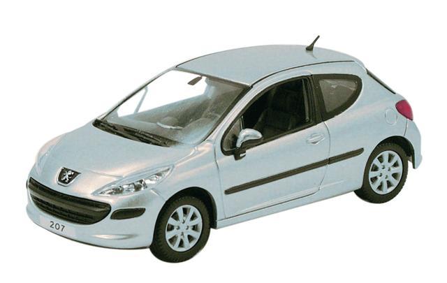 207 3 portes auto miniatures. Black Bedroom Furniture Sets. Home Design Ideas